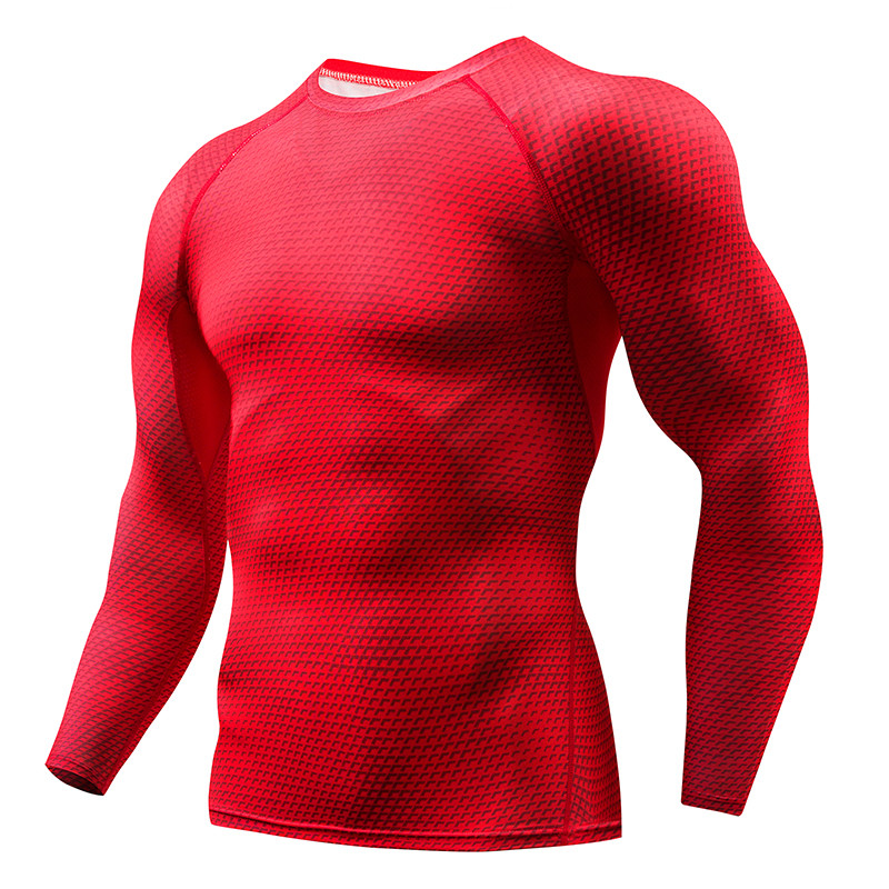 New winter thermal underwear set men's quick-drying antibacterial stretch men's thermal underwear men's trousers fitness