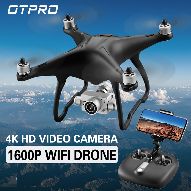 OTPRO O3 GPS Drone Brushless Professional 5G Follow Me WiFi Fpv 4K 1080P HD camera VS