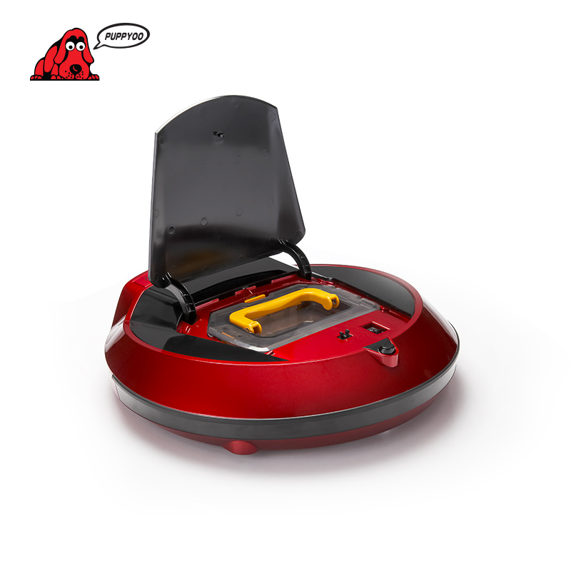 PUPPYOO Robot Aspirateur Multifonctionnel Self-Charge Balayage - Appareils ménagers - Photo 2