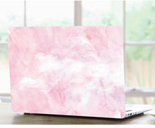 Marble Pattern Laptop Hard Shell Case Keyboard Cover Skin Set For 11 12 13 15