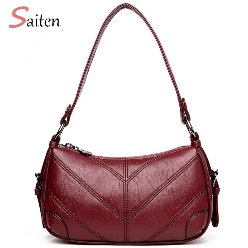 2017 New Women Shoulder Bag Brand Designer Hobos Bags Fashion Ladies Messenger Bag Crossbody Womens Shoulder Bags bolso mujer