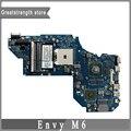 Para hp envy m6 hd7670m mainboard 100% probado placa madre del ordenador portátil 702177-501 la-8712p