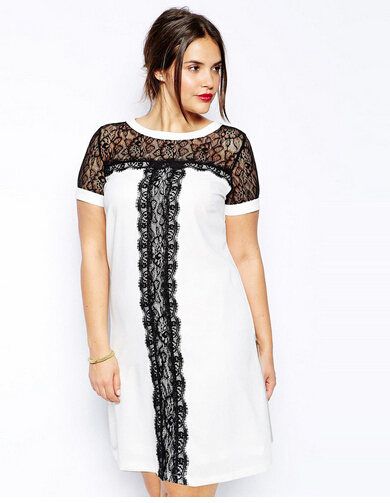 1e0aef4239608 Women Dresses Plus Sizes 4xl 5XL 6XL xxxl Sizes Women Clothing Summer Dress  vestidos Vintage Casual Loose Work Dress Elegant-in Dresses from Women s ...