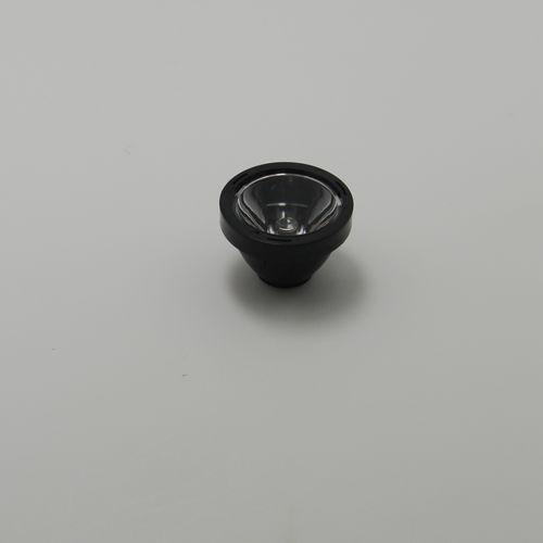 2014 Offre Spéciale Vente Directe Plano Réflecteurs pour Leds Lens 10 pcs/lot livraison Gratuite Cree Xpe Led Lentille 60 Degrés avec titulaire