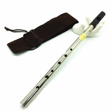 Tin Whistle Irish Penny Whistle Feadog Irish Whistle Flute 6 Hål I D Key Feadan Flauta Tin Flauta Flöjt Musical Instrument