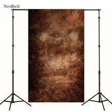 2017 venta 3X5ft retrato vinilo photography fondo de tono marrón Negro textura de la pared de fondo telones de fondo para estudio Fotográfico P1036