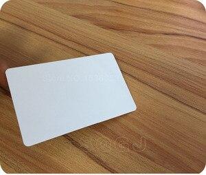 Image 2 - شحن مجاني 50 قطعة بطاقة UID قابلة لإعادة الكتابة تتفاعل 13.56 mhz بولي كلوريد الفينيل رقيقة Uid للتغيير IC كتلة 0 بطاقة للكتابة (1 K)