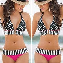 Sexy Swimwear Womens bikinis Swimsuit Bikini Set Push-Up Padded Beachwear Bathingsuit maillot de bain