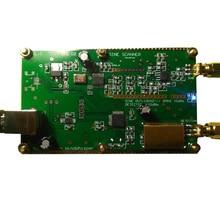 Basit taşınabilir süpürgesi AD9834 kaynağı DDS sinyal jeneratörü 0.05mHz 40 mHz kapasite İndüktans test cihazı amatör radyo için