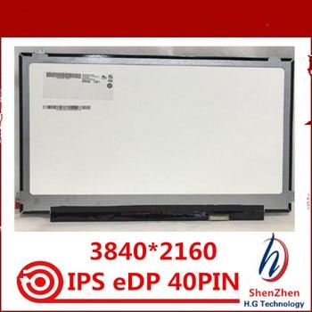 "Original 15.6""LCD Screen B156ZAN02.1 3840x2160 EDP 40PIN FOR Lenovo P50 P51s FRU:00NY429 UHD free shipping"