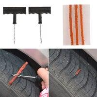NEW GALAXY Repair kit for tubeless tires No. 1: glue, 5 bundles, I tool tire repair car free shipping 777 003