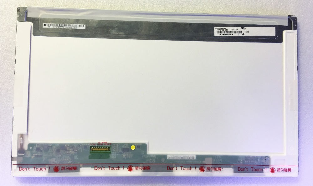 Replacement For HP Pavilion G7 1200 Series Matrix 17.3 HD LE Screen 40Pin Screen 17.3 LCD LED Display 1600x900 HD+ Glossy Panel original new laptop led lcd screen panel touch display matrix for hp 813961 001 15 6 inch hd b156xtk01 v 0 b156xtk01 0 1366 768