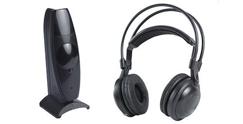 RF Silent Disco headphone