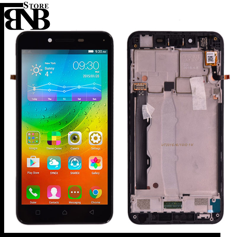 For Lenovo Vibe K5 Plus A6020 A46 A6020A46 LCD Sreen Display and Touch Screen Digitizer Panel Assembly A6020a46 lcd with frameFor Lenovo Vibe K5 Plus A6020 A46 A6020A46 LCD Sreen Display and Touch Screen Digitizer Panel Assembly A6020a46 lcd with frame