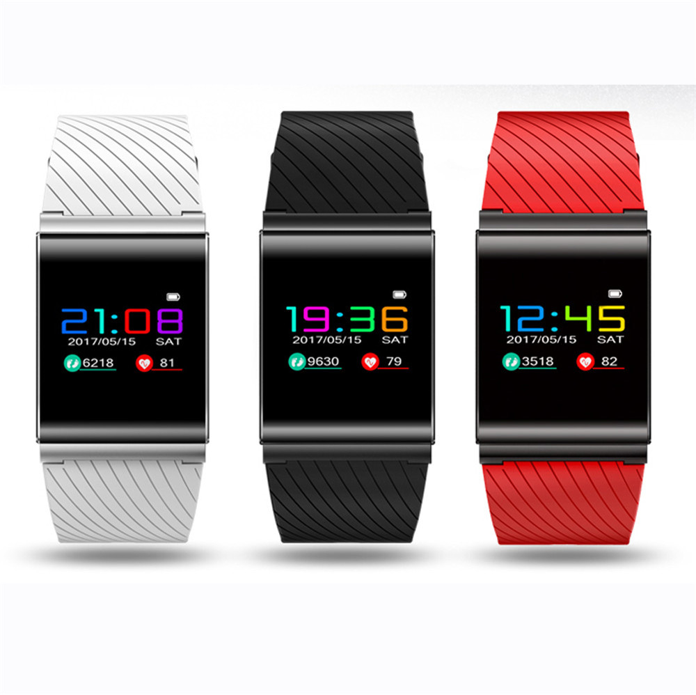 Watches Dutiful Smart Wrist Watch Bluetooth X9 Pro Hr 4.0 Colorfol Led Bracelet Sport Watches Ios System 8.0 Version Or Above Bfof Digital Watches