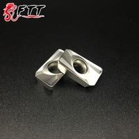10PCS APMT1604 PDER H2 NX2525 Cermet Grade carbide inserts milling tools Blades Tips boring CNC tools lathe cutter tools Turning Tool