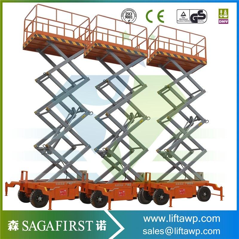 1ton 3m Man Lift Table