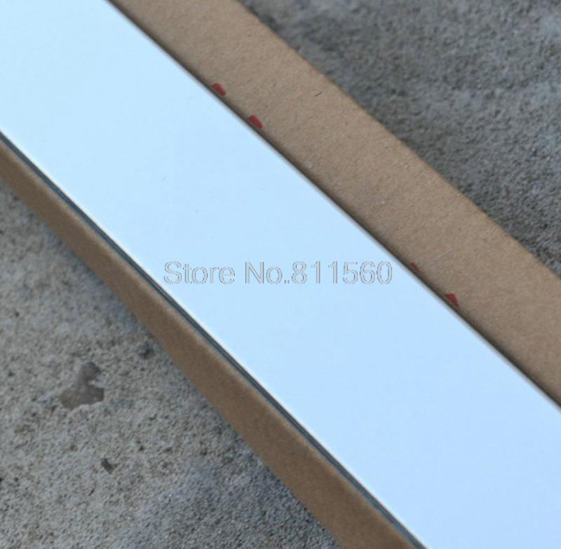 Hete Verkoop Voor Ford Fusion Contour 2013 2014 Abs Chroom Styling Kofferbak Cover Decoratie Tail Gate Protector Kofferbak Deksel Cover Trim 1 Stks