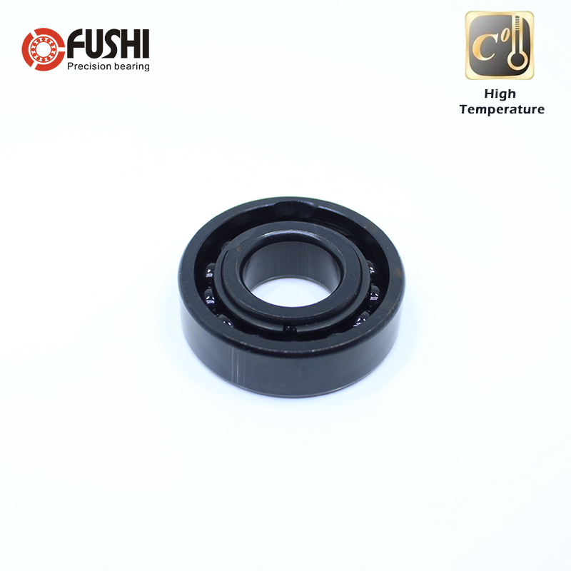 High Temperature Bearing 6200 6201 6202 6203 6204 6205 ( 2 Pcs) 500 Degrees Celsius Full Ball Bearing image