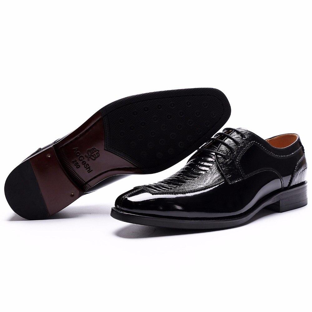 Personalizado Black Completa Grain Handmade Sapatos De Formais Vestido Couro Nova Cobra Homens Desai Negócios Padrão Casamento Sapato ZfwSqU1