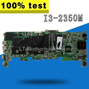 I3-2350/I3-2330M 1G RAM motherboard For Asus U36SG U44SG U36SD Laptop Motherboard REV2.1 I3-2350M CPU 1G HM65
