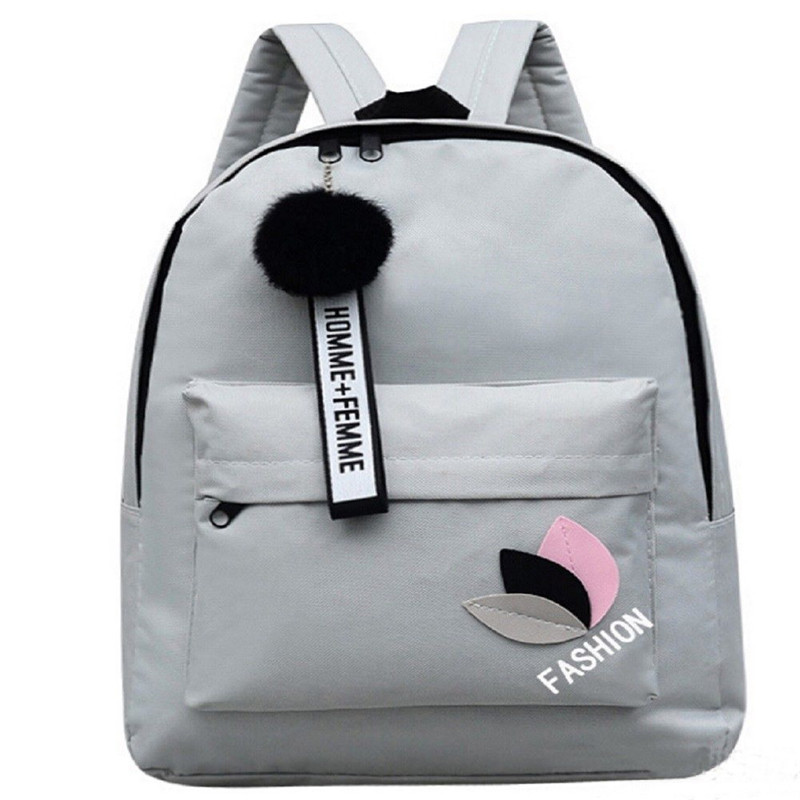 2018 New Style Fashion Junior High School Bag for Teenager Boys Girls Fashion Book Bags Kids Backpack new style school bags for boys