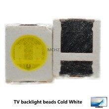1000PCS MCHZ Factory Biggest Discount JUFEI Samsung seoul lg LED TV Backlight  1210 3528 2835 3V 500MA 1.5W 150LM Cool white