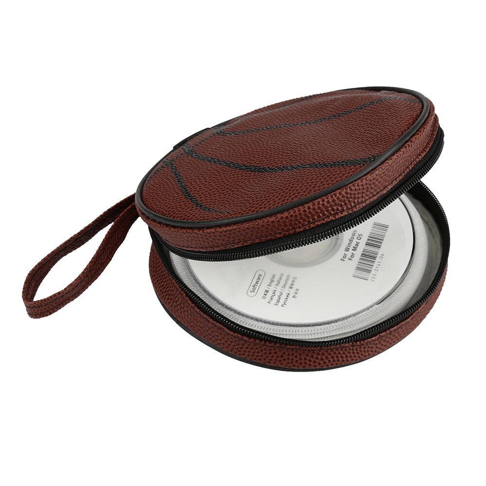 24 disc Game DVD Disc Organizer Wallet Storage Sheet Case Holder Carry Bag Storage bag Organizer DEC18