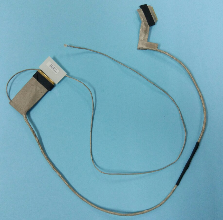 New Laptop LCD LVDS Cable Fit for LENOVO G500 G505 G510 P/N DC02001PR00 Free shipping