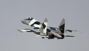 Image 4 - Freewing KIT davion rétractable/avion, modèle rc télécommande ou PNP, EDF, modèle jumeau 70mm, Su35, SU 35