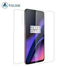 VALAM Full Cover Hydrogel Invisible Soft Screen Protector For Oneplus 6T 6 Back Film Oneplus6T Oneplus6