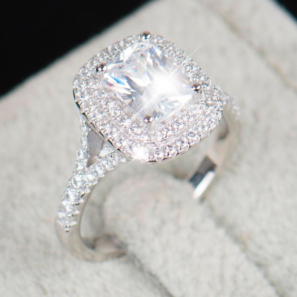 2016 Top quality R&J Brand Bridal 100% Solid 925 Sterling Sis