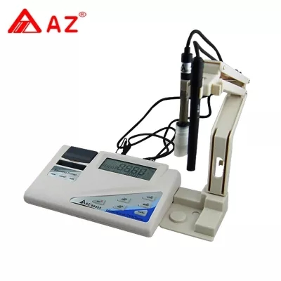 AZ86555 PH цифровая Гидропоника метр с Salinometer цена TDS печати инструмент тестирования