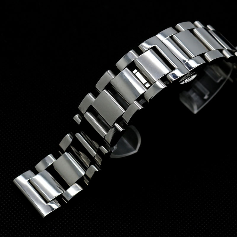 Watch Strap 18mm Silver Stainless Steel Bracelet for for Man Watch GD014518 vacuum cleaner for dry and wet cleaning bosch gas 25