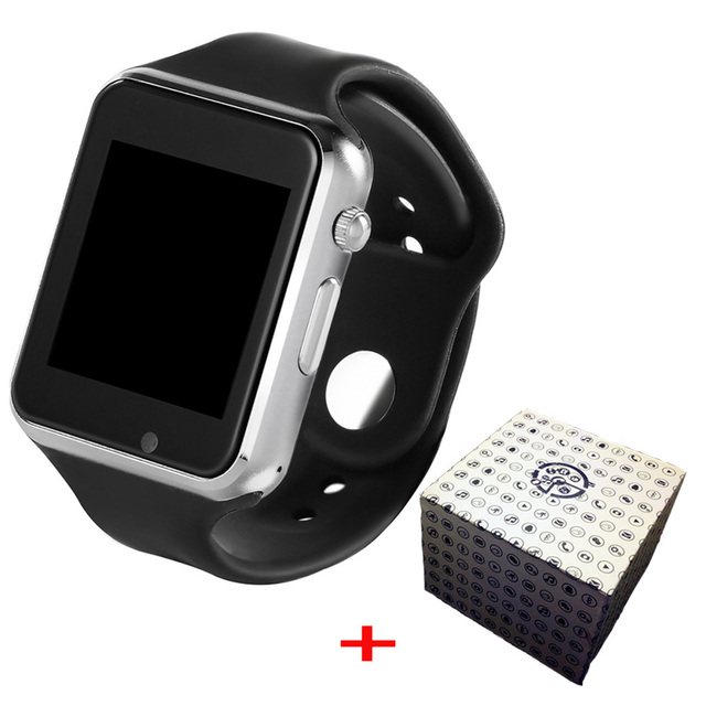 a5db2bc7675e Time Owner A1 Smart Watch SIM Watch Phone Camera Smartwatches Pedometer  Sleep Monitor SMS Call Reminder