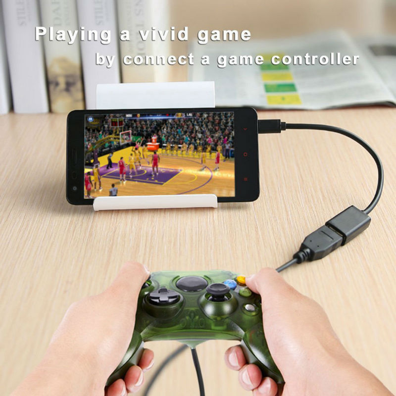 USB-C 3.1 Type C Male to USB 2.0 Cable Adapter OTG Data Sync Charger Charging Connector for Meizu Pro 6 Pro 5 / Mi Pad 2 Tablet
