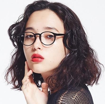 2020 NEW Women Men Round Glasses Frame Female Brand Designer Gafas De Sol Clear Lens Glasses Optical Spectacle Frame