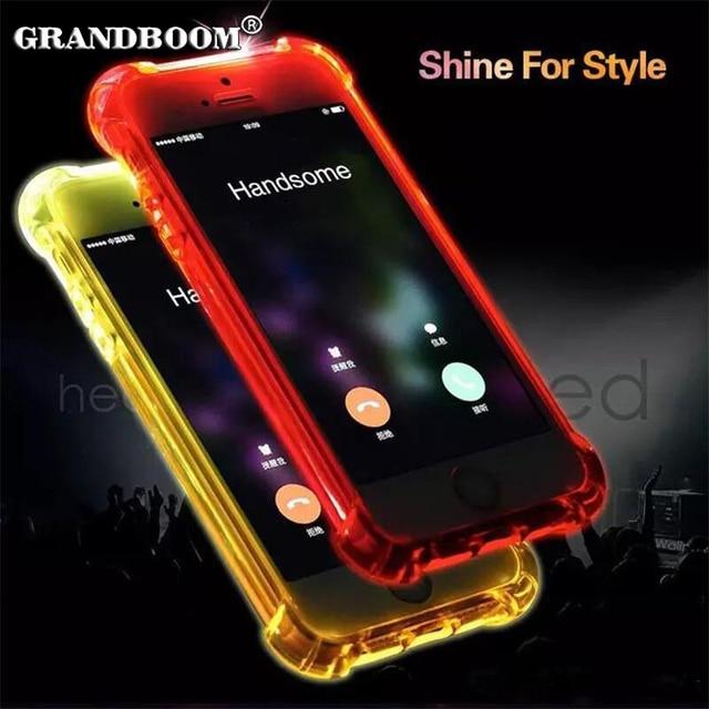 iphone xs light up case