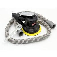 Envío Gratis Neumático Pulido pulidor del coche 5-6 pulgadas Sin Auto-vacío de Aire Lijadora orbital lijadora máquina de Pulir herramienta