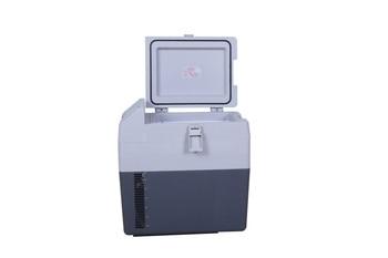 Free shipping to Thailand 30L Car Refrigerator Portable Home Solar Powered Energy Fridge Camping Freezer Compressor