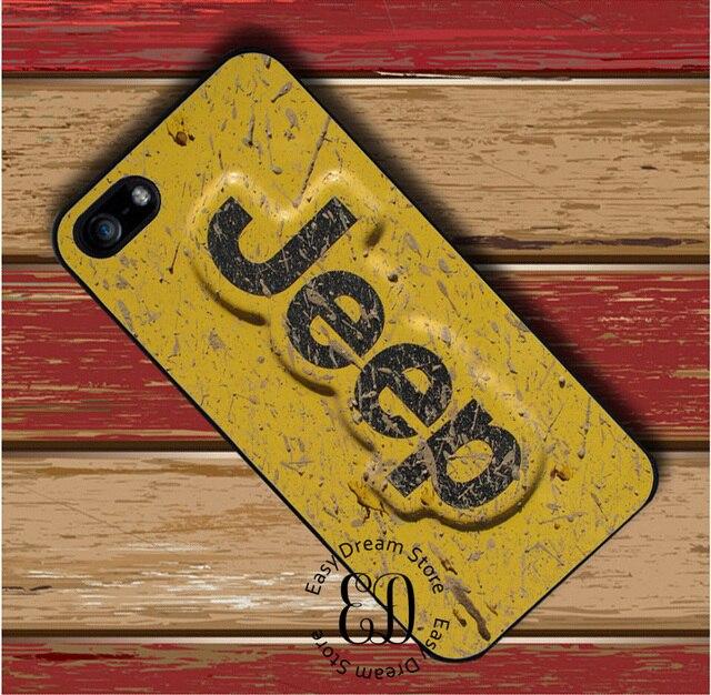 online store 8dfec cc6f8 US $4.99  fondo jeeps case for iphone X XR XS Max 4s 5 5s SE 6 6s 7 8 plus  Samsung S10E s10 s6 s7 s8 s9 edge plus note 5 8 9-in Half-wrapped Cases ...