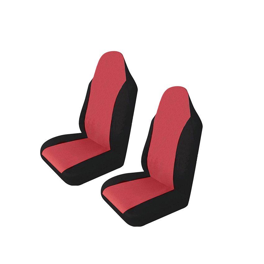 2017 Hot Sale Polyester Fabric Universal Car Seat Cover Fit Most Cars with Tire Track Detail Car Styling Car Seat Protector