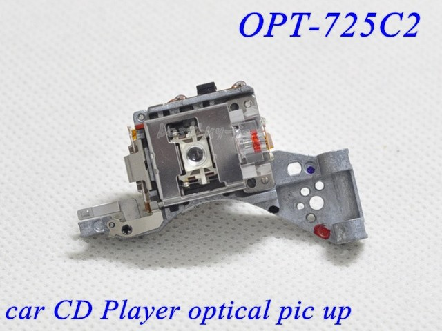 Free shipping CAR CD OPTICAL PICK UP   OPT-725C2 /OPTIMA-725C2 /   OPT-725  Car CD Laser head