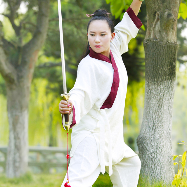 Wudang Daoist Female Style Uniform 1