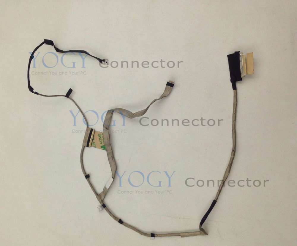 dc02001vj00 LCD cable fit for Dell 537 3521 5521 5537 hd9hg series laptop motherboard screen cable new laptop lcd cable for dell inspiron 3521 3537 3737 5521 5537 5737 15r series 15 6 pn dc02001si00 dc02001n400 dc02001mg00