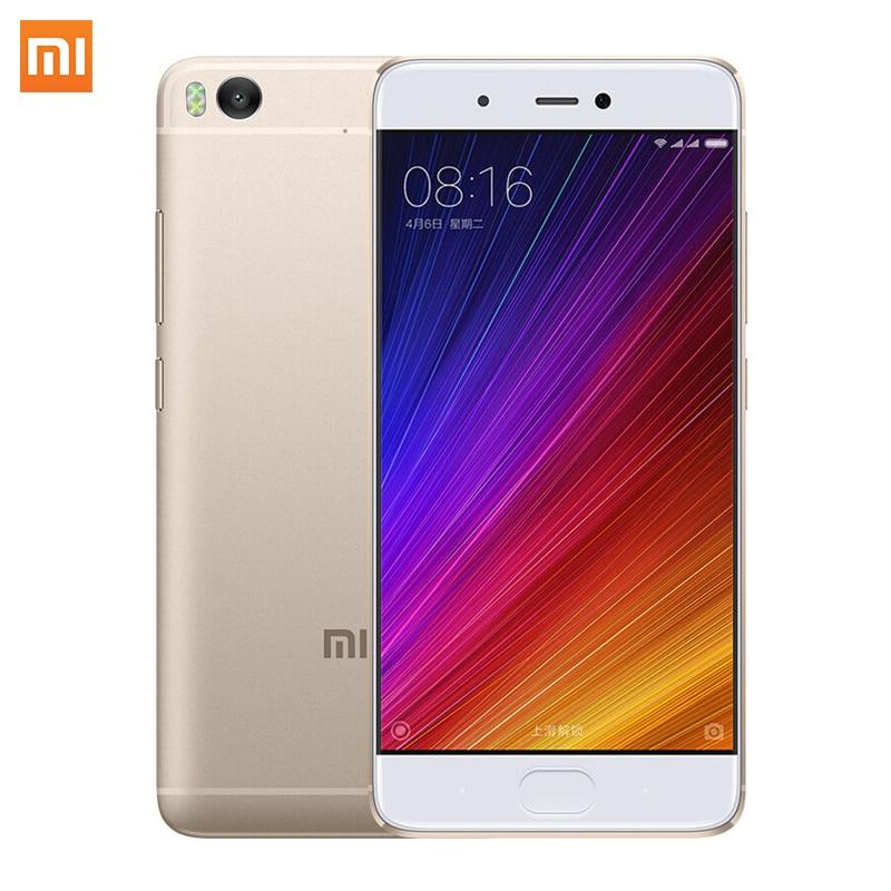 Original Xiaomi Mi5s Mi 5S 3GB RAM 64GB ROM Mobile Phone Snapdragon 821 QuadCore 5 15