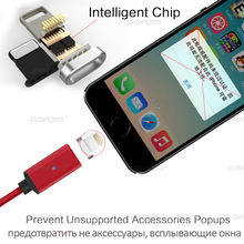 USB Type C/Micro USB/Lightning 3IN1 Magnetic Cable USB-C Type-C Fast Charge Adapter Magnet Cable For Ipad Mobile Phone Cables