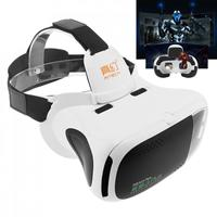 RIEM3 Plus ABS Head Mounted 3D Virtual Reality VR Glasses With AR Function And Buffer Sponge