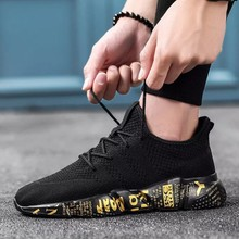 Men Casual Shoes Fashion Brand Light Breathable Mesh Shoes Men Sneakers Tenis Masculino Adulto Outdoor Non Slip Shoes Size 39-46