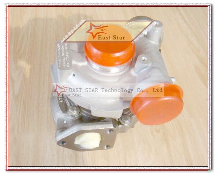GT2256V 704631 704361-5006S Turbocharger For BMW 330 D E46 X5 E53 1999-04 M57D D30 E46 E53 3.0L D 185HP (3)